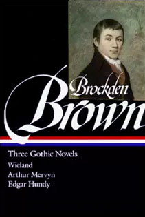 Library of America's Three Gothic Novels book cover